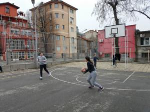 Секция Баскетбол-28.03.2018 г.