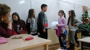 Клуб Млади актьори