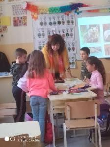 """Клуб """"Природна въртележка"""" 22.01.2020"""