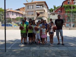Секция Баскетбол-13.06.2018 г.